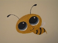 Big Eyed Bee