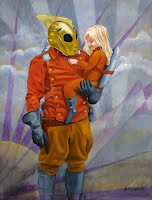 Rocketeer & Child